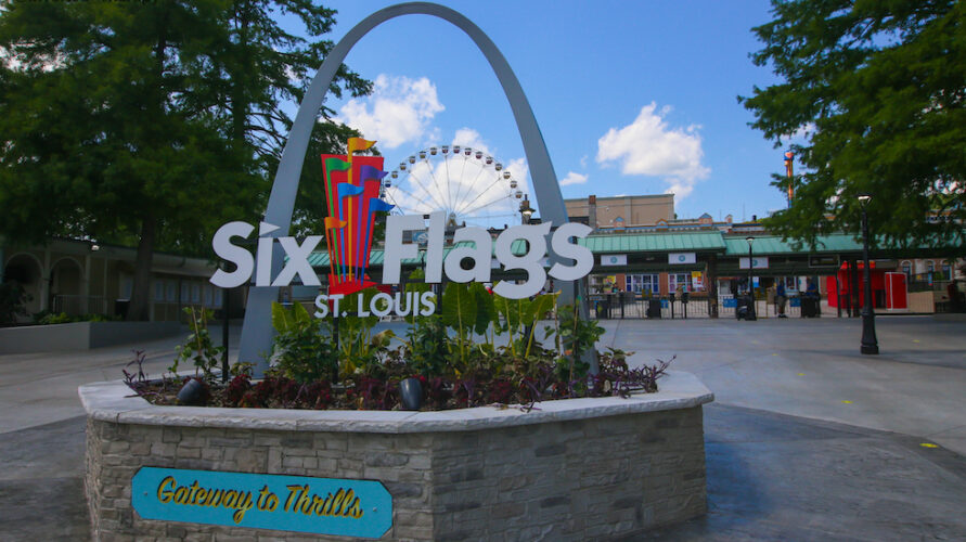 Six Flags St. Louis celebrates 50 years this summer.