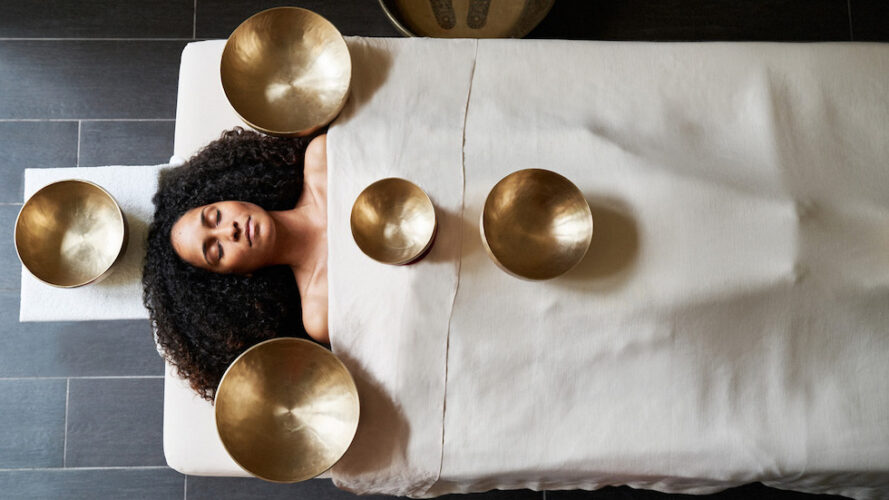 The Spa at Four Seasons at Disney World returns with a touchless massage and vitality drips