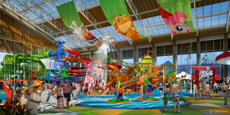 Imagine Resorts & Hotels waterpark resort in Hollister, Missouri