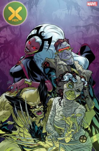 X-Men 13: Legion of X-Monsters