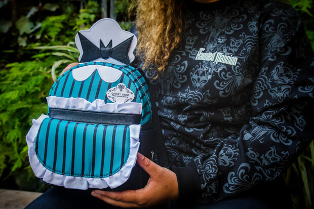 haunted mansion mini backpack
