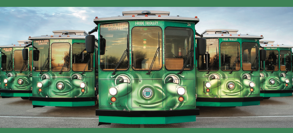 I-Ride Trolley shares update, temporarily pauses service for International Drive area