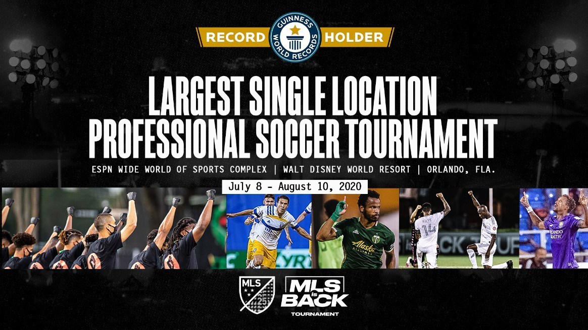 Major League Soccer, MLS, MLS is Back, ESPN Wide World of Sports Complex, Walt Disney World