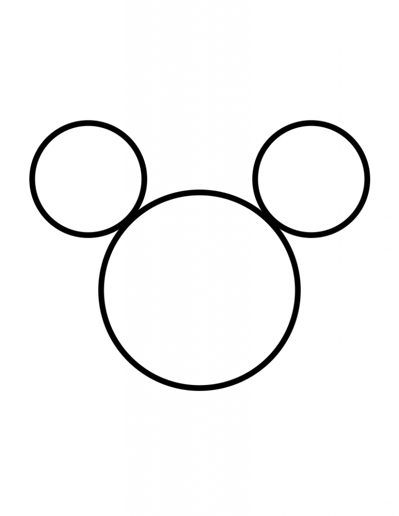 tracing shape