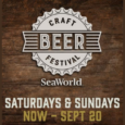 Craft Beer Festival returns to SeaWorld Orlando with limited capacity