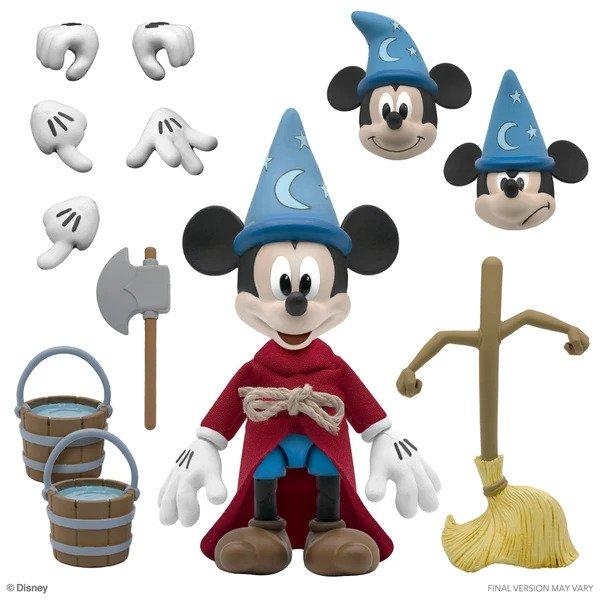 sorcerer's apprentice mickey mouse