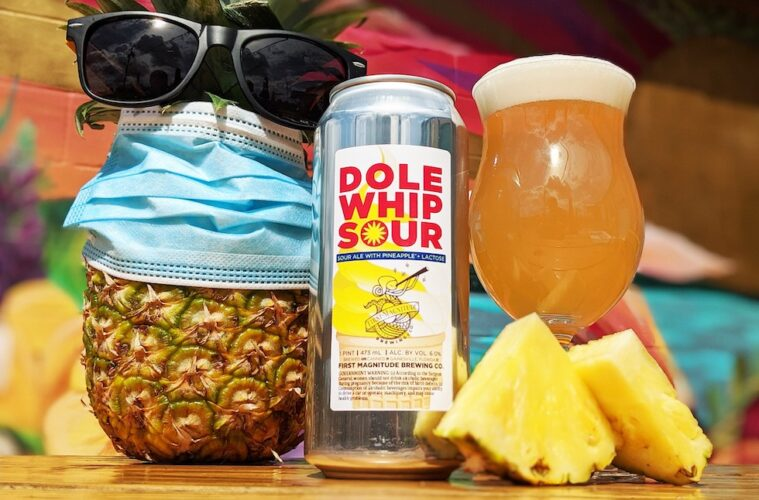 dole whip sour beer