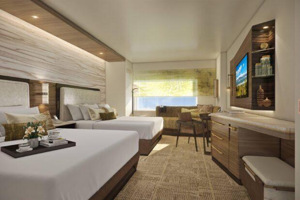 JW Marriott Anaheim Resort, JW Marriott, Anaheim, Disneyland, guest room
