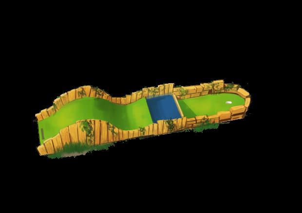 Hole 19, Mini-Golf