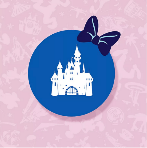 Minnie Mouse: The Main Attraction Series, Haunted Mansion, Jungle Cruise, Sleeping Beauty Castle