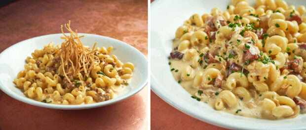 Weekday Dining Offer, City Works Eatery & Pour House, Tex Mex Mac 'n Cheese, Smoked Cheddar Mac 'n Cheese