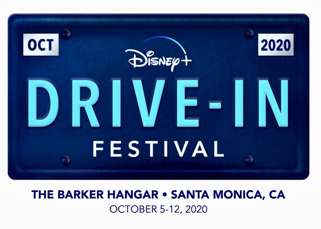 Disney Plus Drive-In Festival