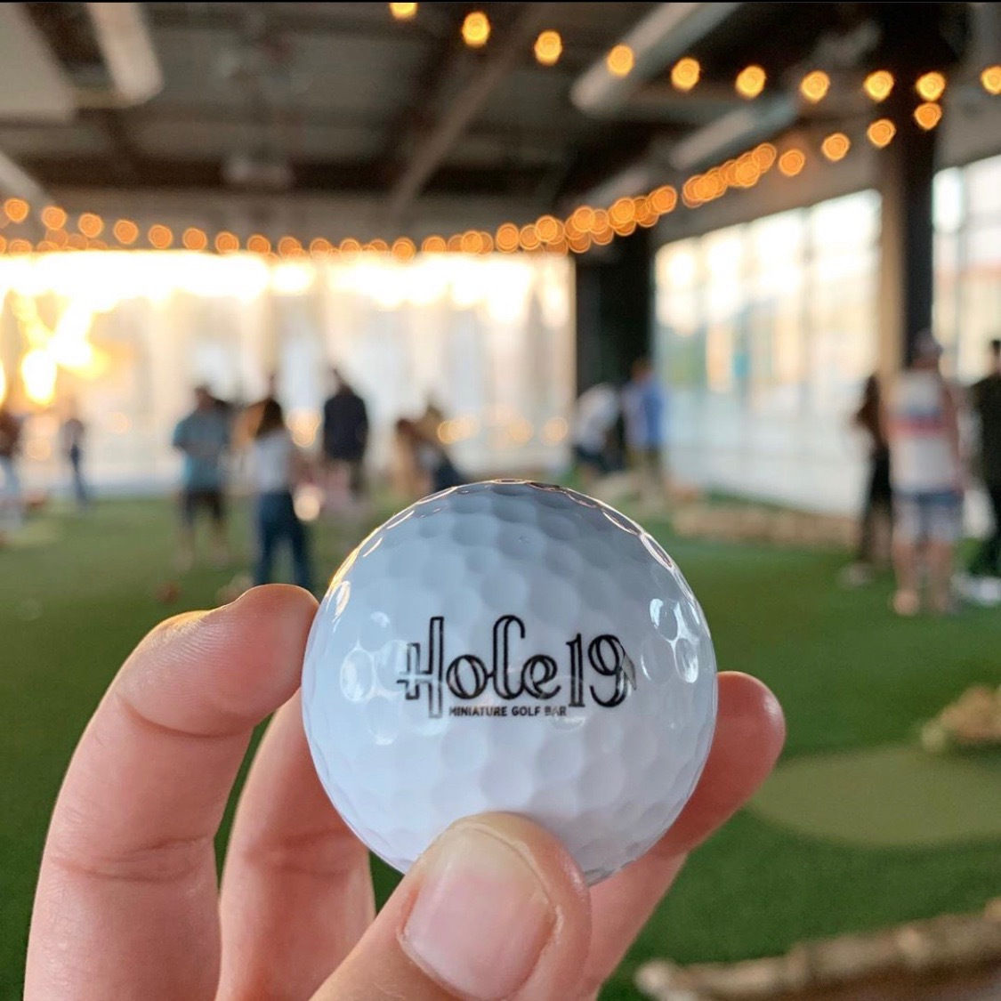 Hole 19, Mini-Golf, Pop-Up, Las Vegas