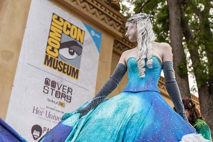Comic-Con, Comic-Con Museum, Balboa Park, San Diego