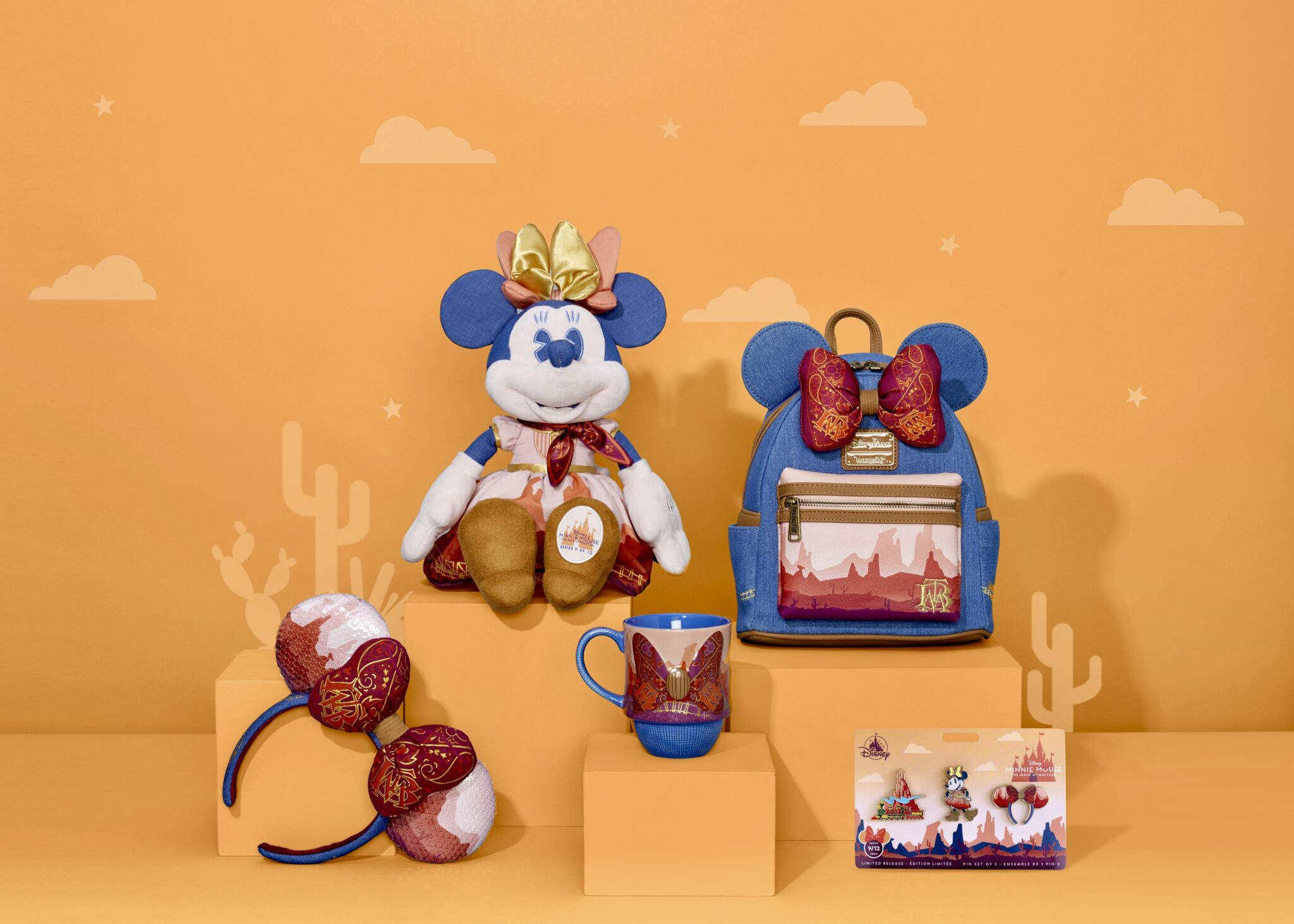 Minnie Mouse: The Main Attraction, Big Thunder Mountain Railroad, shopDisney