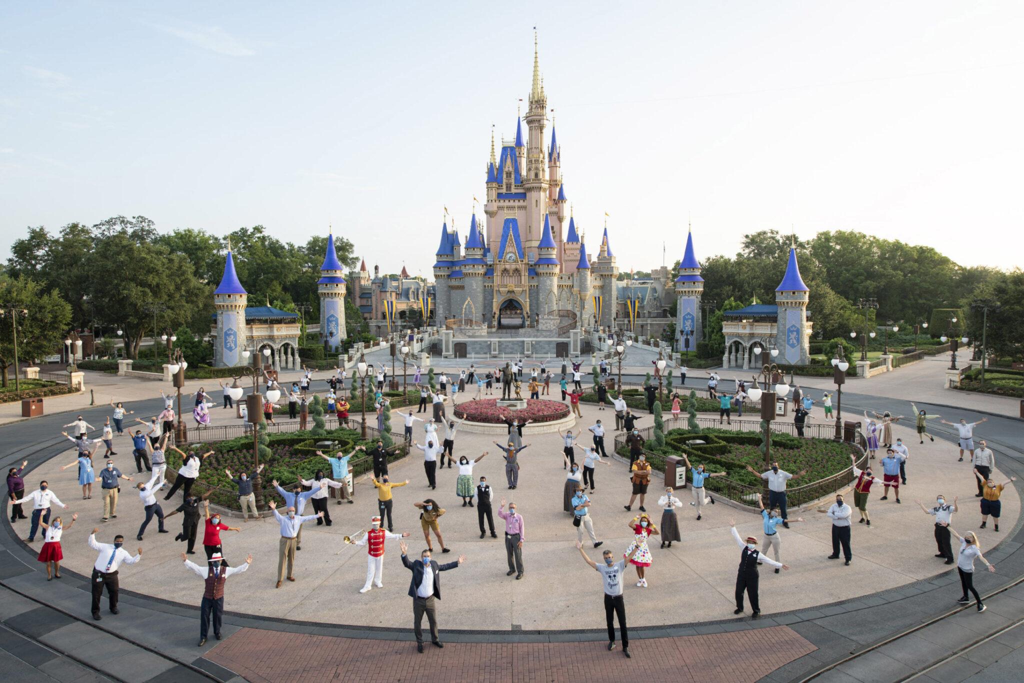 Disney Parks, Experiences, and Products, Walt Disney World, Magic Kingdom