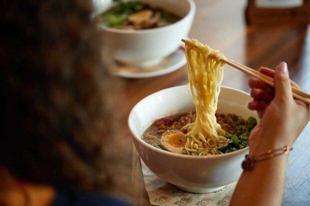 Disney Springs, Weekday Dining Offer, Morimoto Asia, Peking duck ramen