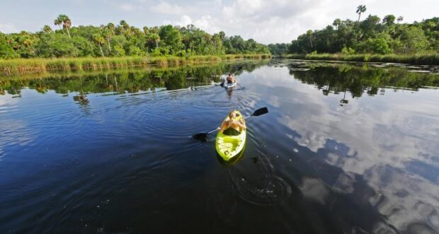 Crystal River, Paddling, Kayaking