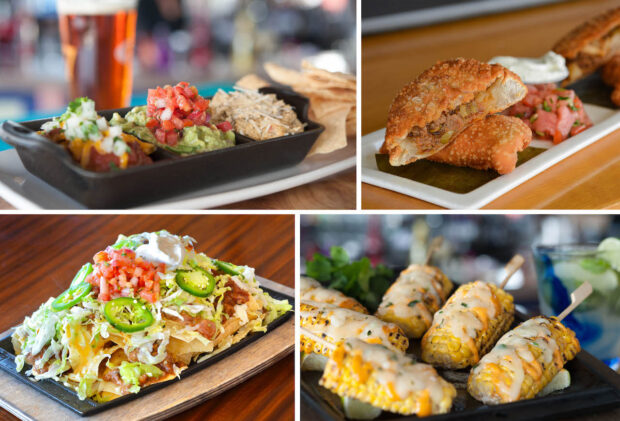 Weekday Dining Offer, Paradiso 37 Taste of the Americas, appetizers