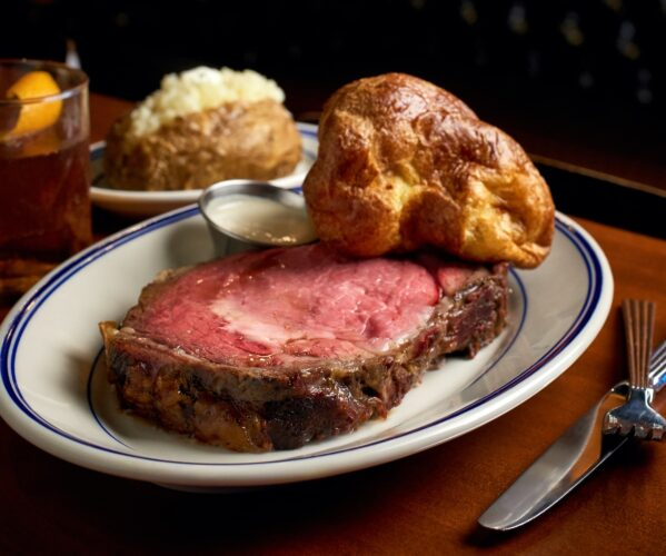 Weekday Dining Offer, The Edison, Prime Rib