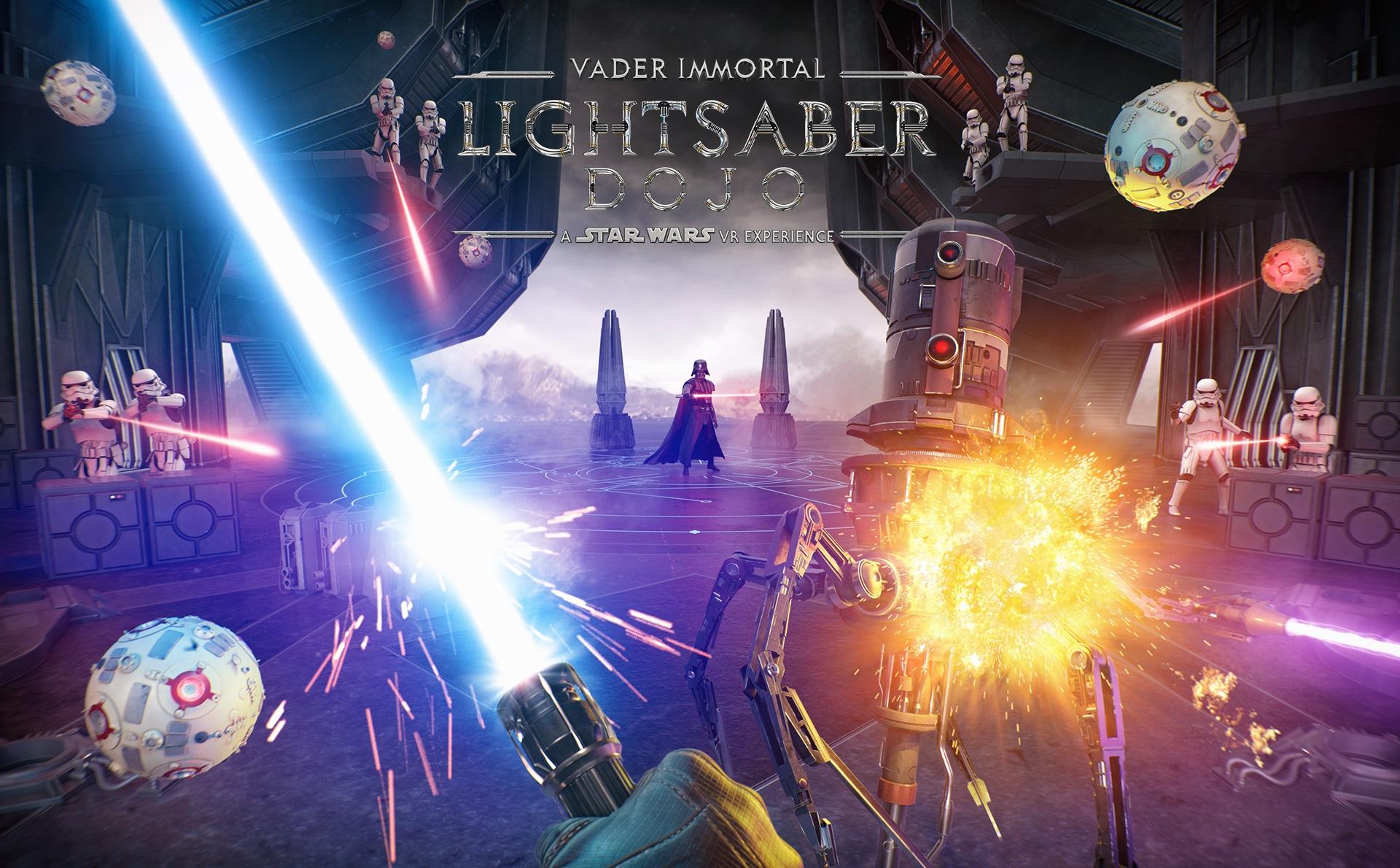 ILMxLAB, Vader Immortal Lightsaber Dogo, Darth Vader