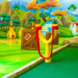 American Dream debuts new Angry Birds Not So Mini Golf Club