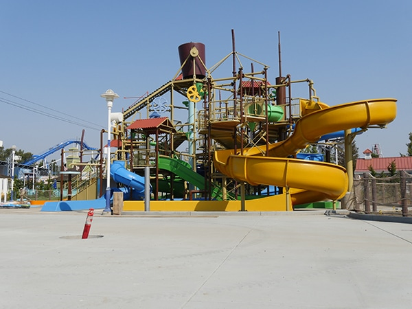 California's Great Adventure, South Bay Shores, Pup's Pier, Otter Trotter
