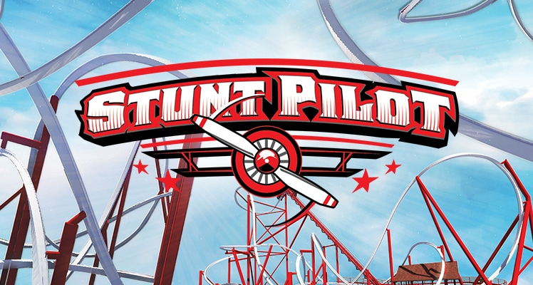 Silverwood, Stunt Pilot
