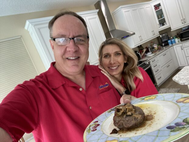 Filet of Beef with Roasted Mushrooms and Beurre Blanc, Disney Parks Blog, #DisneyMagicMoments: In the Kitchen