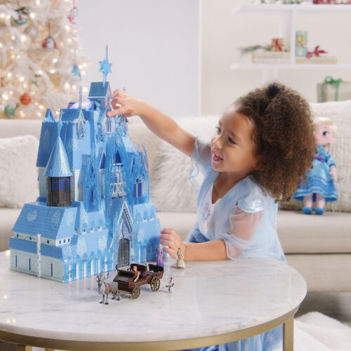 Arendelle Castle playset