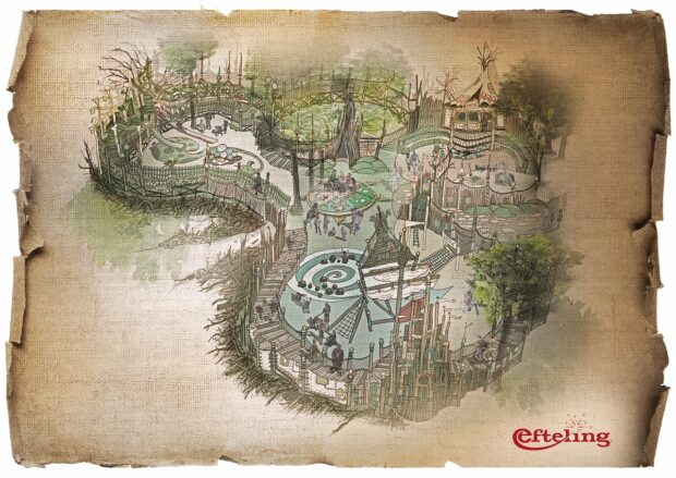 Efteling, Nest play area