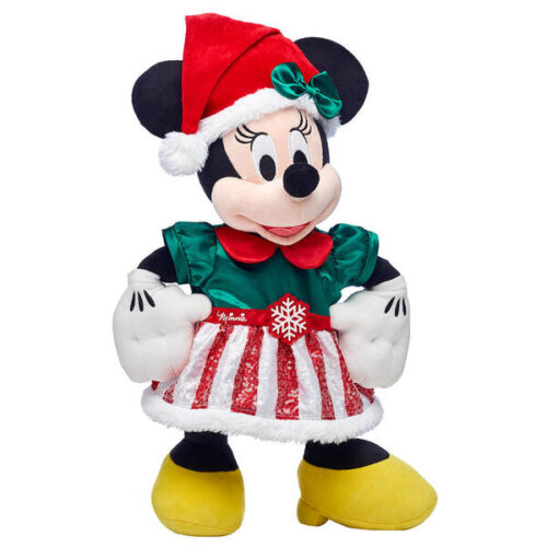 Build-A-Bear Workshop, Mickey Mouse, Minnie Mouse