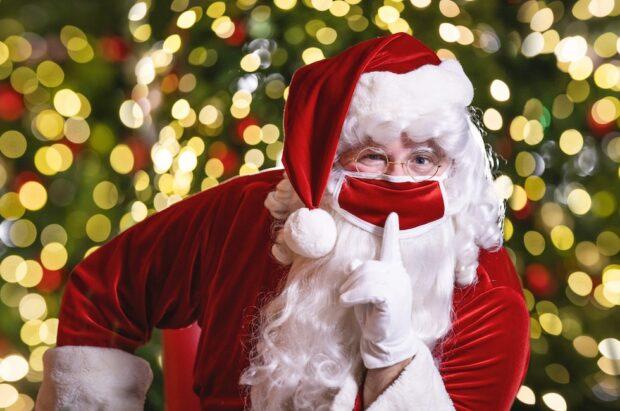 Busch Gardens Christmas Town, Santa's Merry Meet & Greet
