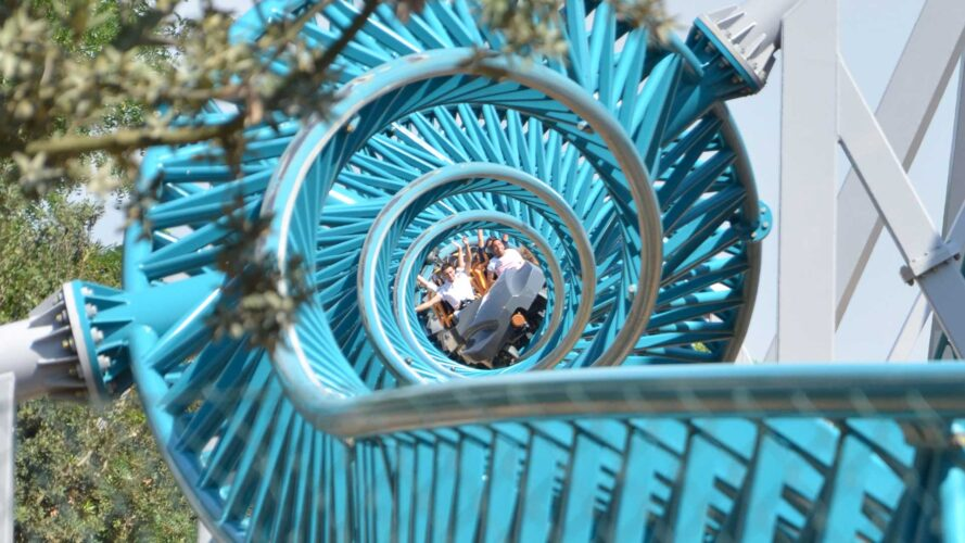 Mirabilandia, CanevaWorld, Cinecitta World, theme parks in Italy