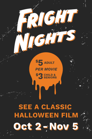 Cinemark Fright Nights