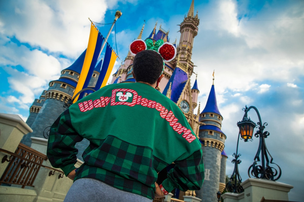 Disney holiday spirit jersey, shopDisney