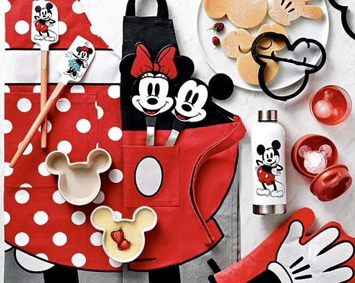 Williams Sonoma, Disney Mickey & Minnie Collection