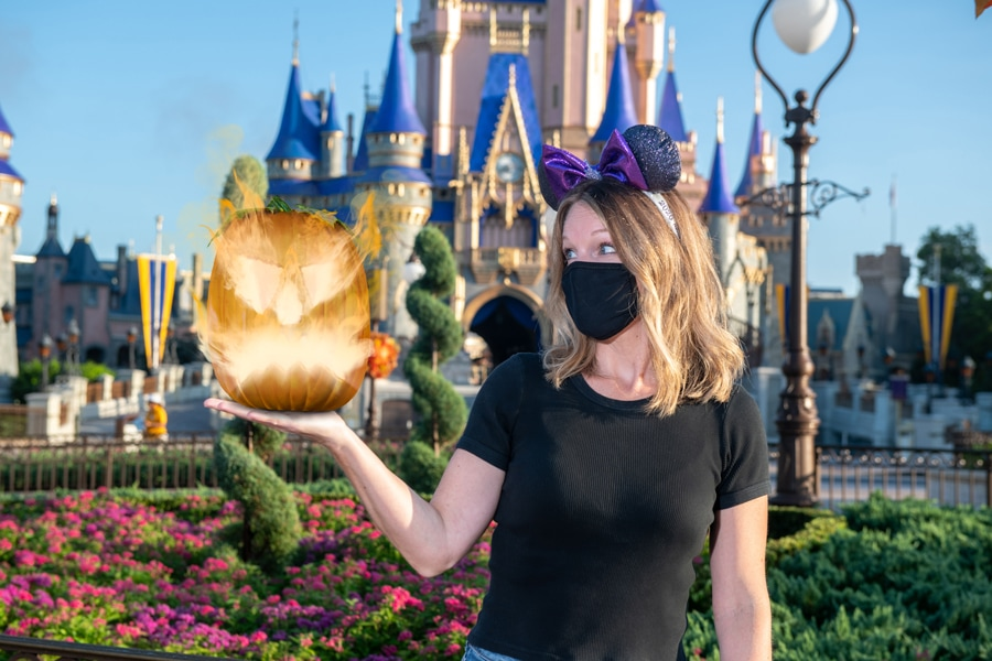 Disney PhotoPass, Magic Shot, Halloween