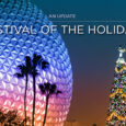 Celebrate global holiday traditions at the 'Taste of Epcot International Festival of the Holidays'