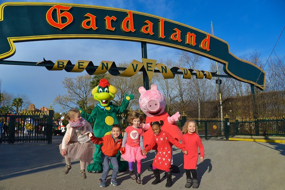 Gardaland Resort, theme parks in Italy