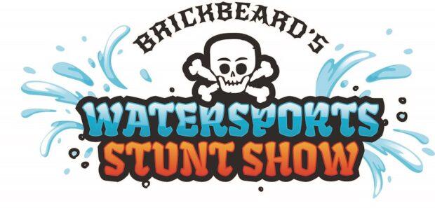 brickbeard's watersports stunt show