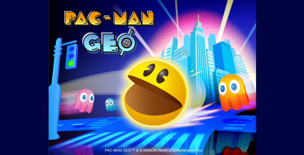 PAC-MAN GEO's poster