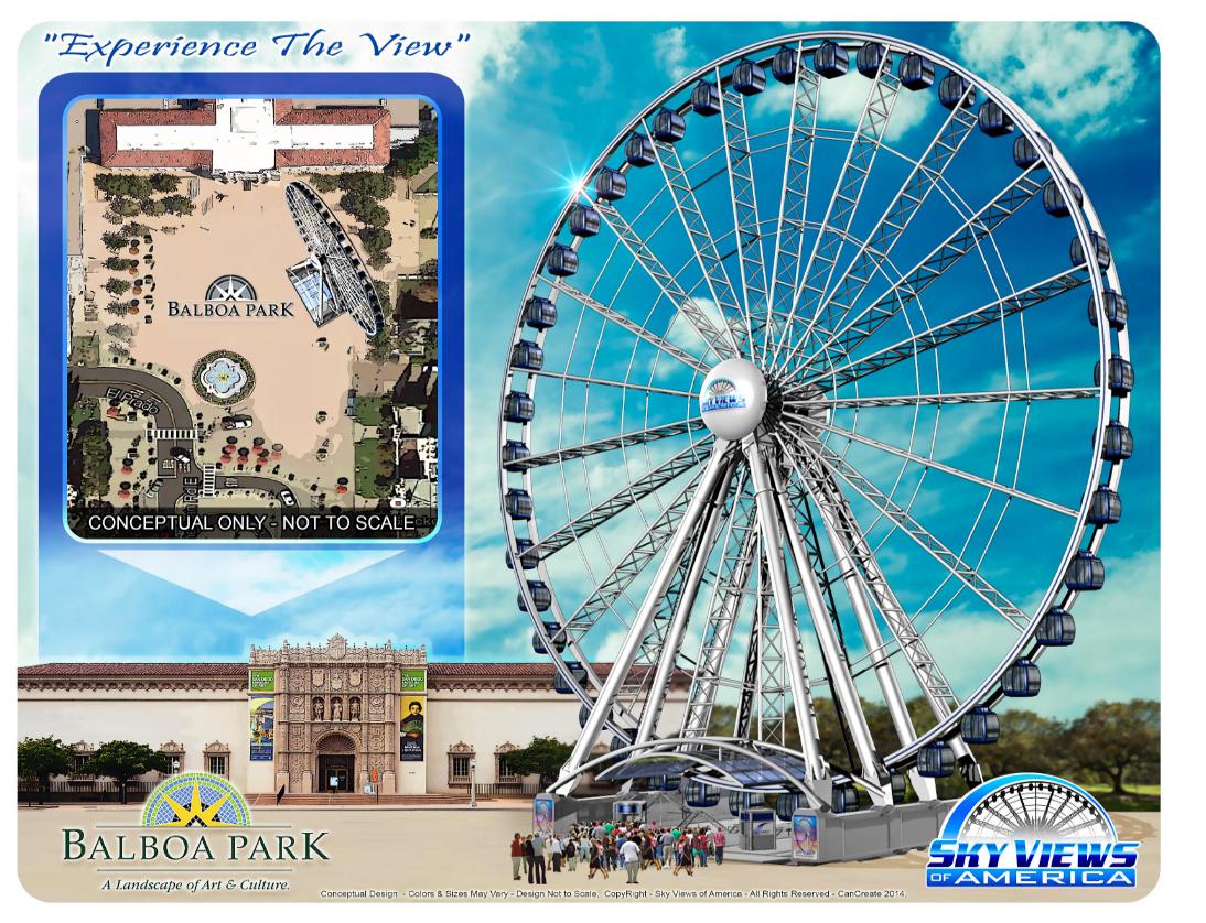 The Balboa Park Star, San Diego