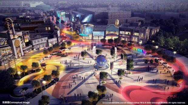 Universal CityWalk Beijing