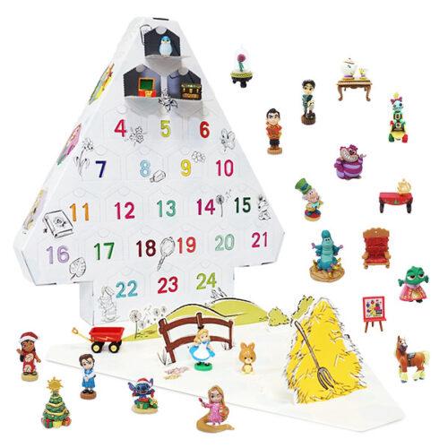 Disney Animators' advent calendar with Littles toys