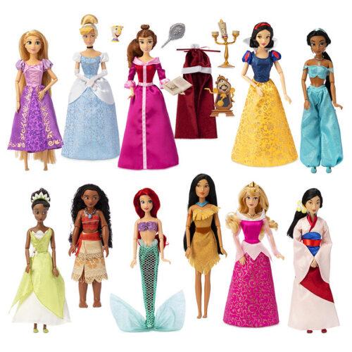 Disney's classic princess doll set