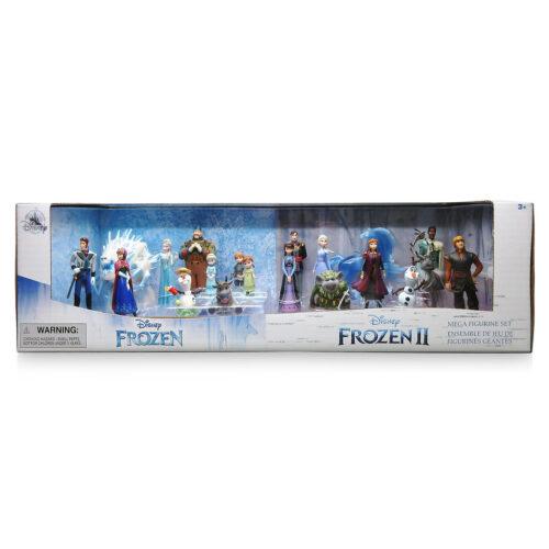 Frozen and Frozen 2 figurine set