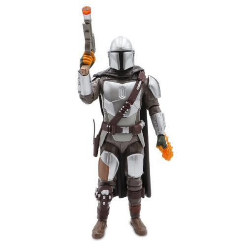 The Mandalorian action figure toy