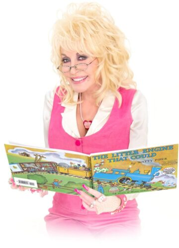 Dolly Parton, The Imagination Library
