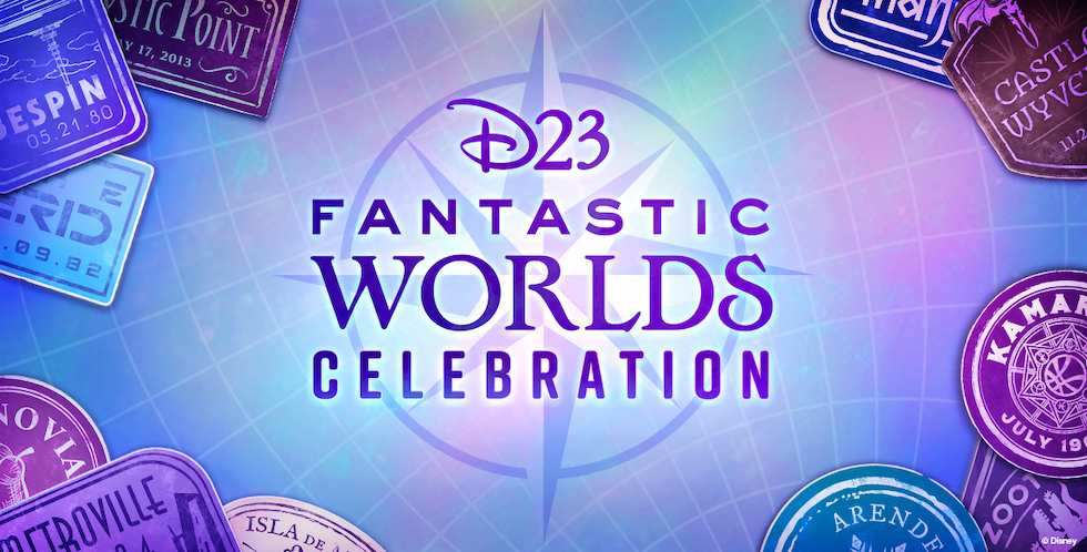 d23 fantastic worlds celebration
